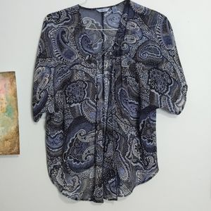 Izod Cover Up Size S/P